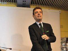Il presidente della Regione Piemonte Roberto Cota, al centro di forti polemiche