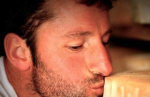 Andrea Bezzi, presidente del Consorzio per la tutela del formaggio Silter - foto tratta dal profilo facebook di Andrea Bezzi®