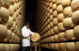 foto del Consorzio di Tutela del Parmigiano-Reggiano®