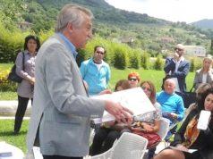 Antonio Lucisano, direttore del Consorzio di Tutela della Mozzarella di Bufala Campana Dop, presenta il Mozza-box