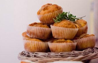 Muffin al caciocavallo podolico