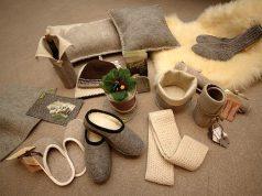 È sempre più ampia la gamma di prodotti realizzati con lana di pecora, in Alto Adige - foto Tis®