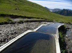 Valle Maira: anche qui vasche da bagno come abbeveratoi - foto di Marzia Verona®