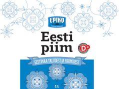 Epiko: il latte di punta della produzione estone
