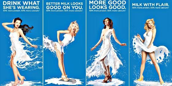 Alcune immagini dell'accattivante campagna media che sosterrà il lancio di Fair Life