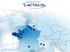 Le sedi di Lactalis in Europa