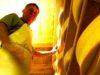 Il ''gigante'' Paolo Ciapparelli, da sempre protagonista assoluto nella difesa del Bitto storico
