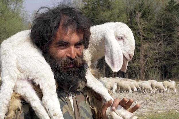 """Una delle foto della mostra """"Pastori dell'Alpe"""" - di Carlo Corradi®"""