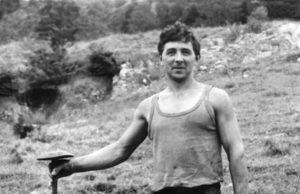 Una delle foto della mostra ''Pastori dell'alpe'' - dall'archivio di Trentino Marketing