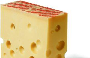 """Emmentaler svizzero: per antonomasia """"il formaggio coi buchi"""" - foto Dieter Seger - Creative Common License©"""