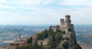 La Fortezza di San Marino - foto Fdecomite - Creative Commons License©