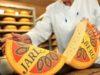 Il Jarlsberg, formaggio norvegese fortemente ispirato all'Emmental, verrà presto prodotto in Irlanda