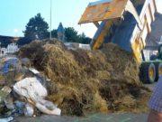 Il boicottaggio della Lactalis da parte degli allevatori francesi ha iniziato ad essere duro e ha portato i primi risultati - foto Frsea©
