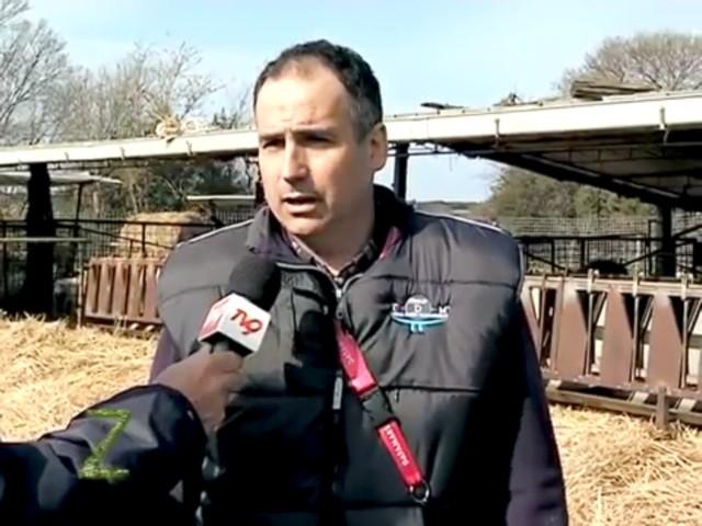 Il pastore Luigi Farina intervistato dalla trasmissione Zonattiva di Telemaremma Tv9 - L'intervista è linkata in calce a questo articolo