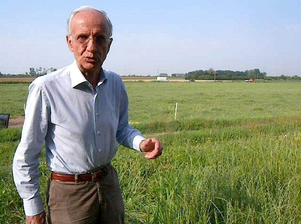 Il professor Andrea Cavallero