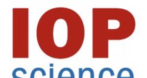 IOP Science logo