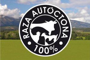 Logo 100% Raza Autóctona
